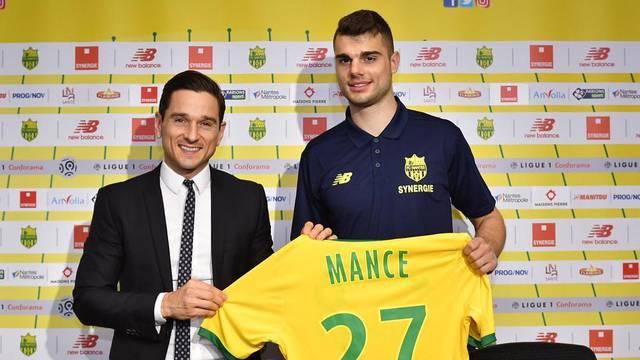 Kakva čast: Hrvat u Nantesu zamijenio Salu i odmah zabio!