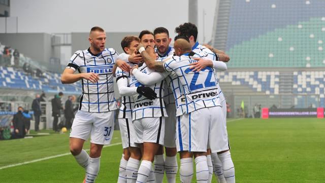 Serie A - U.S. Sassuolo v Inter Milan