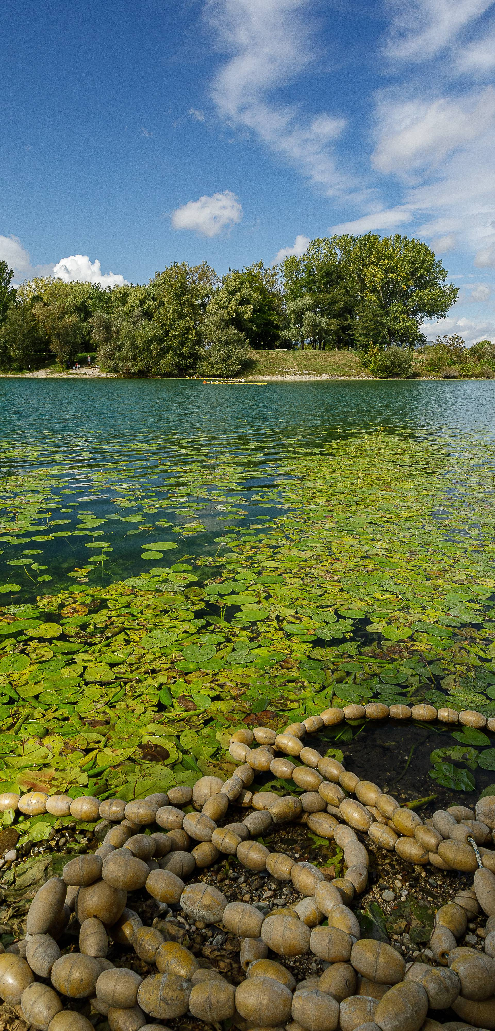 Zagreb: Prvi dan jeseni na jezeru Jarun