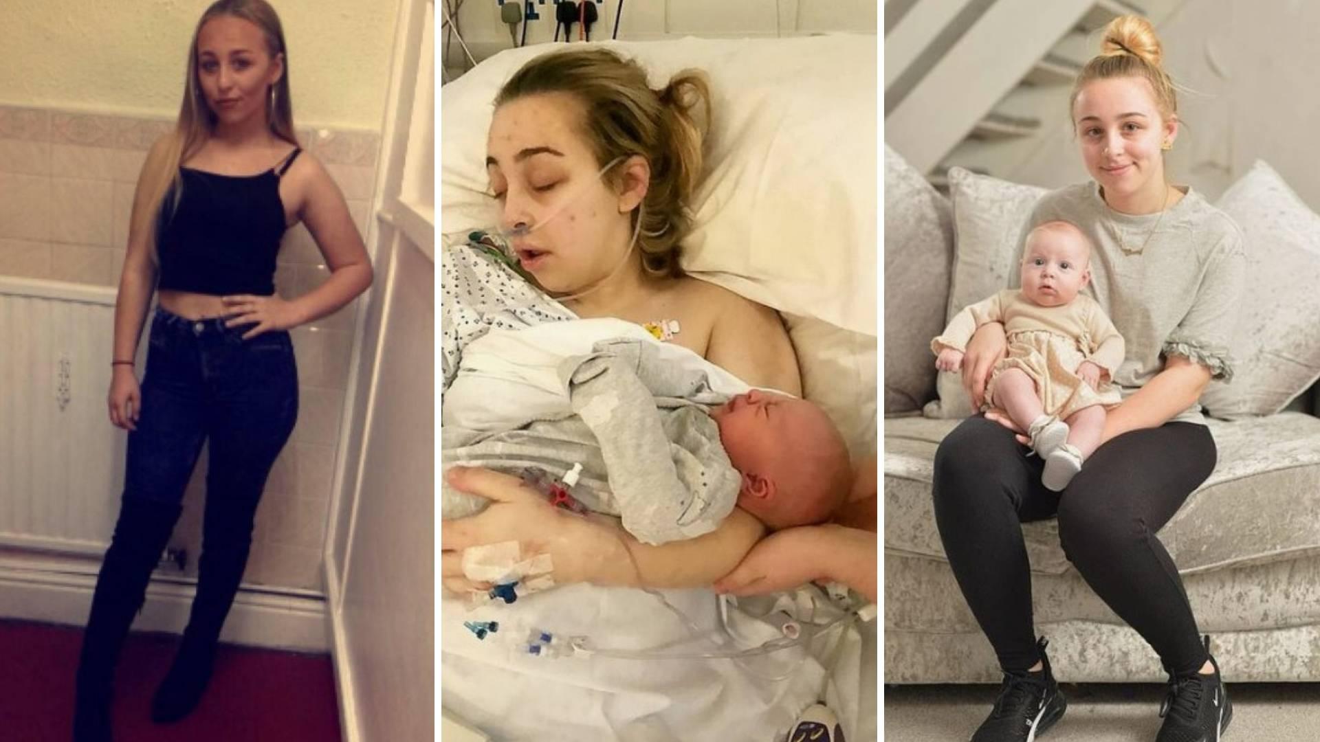 S dvije maternice nije znala da je trudna, pala u komu i rodila