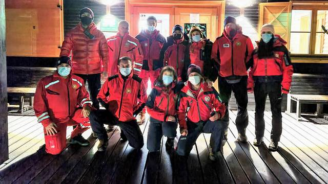 Potraga na Papuku okončana: Planinari su pothlađeni, ali živi i zdravi. Temperatura je bila -13