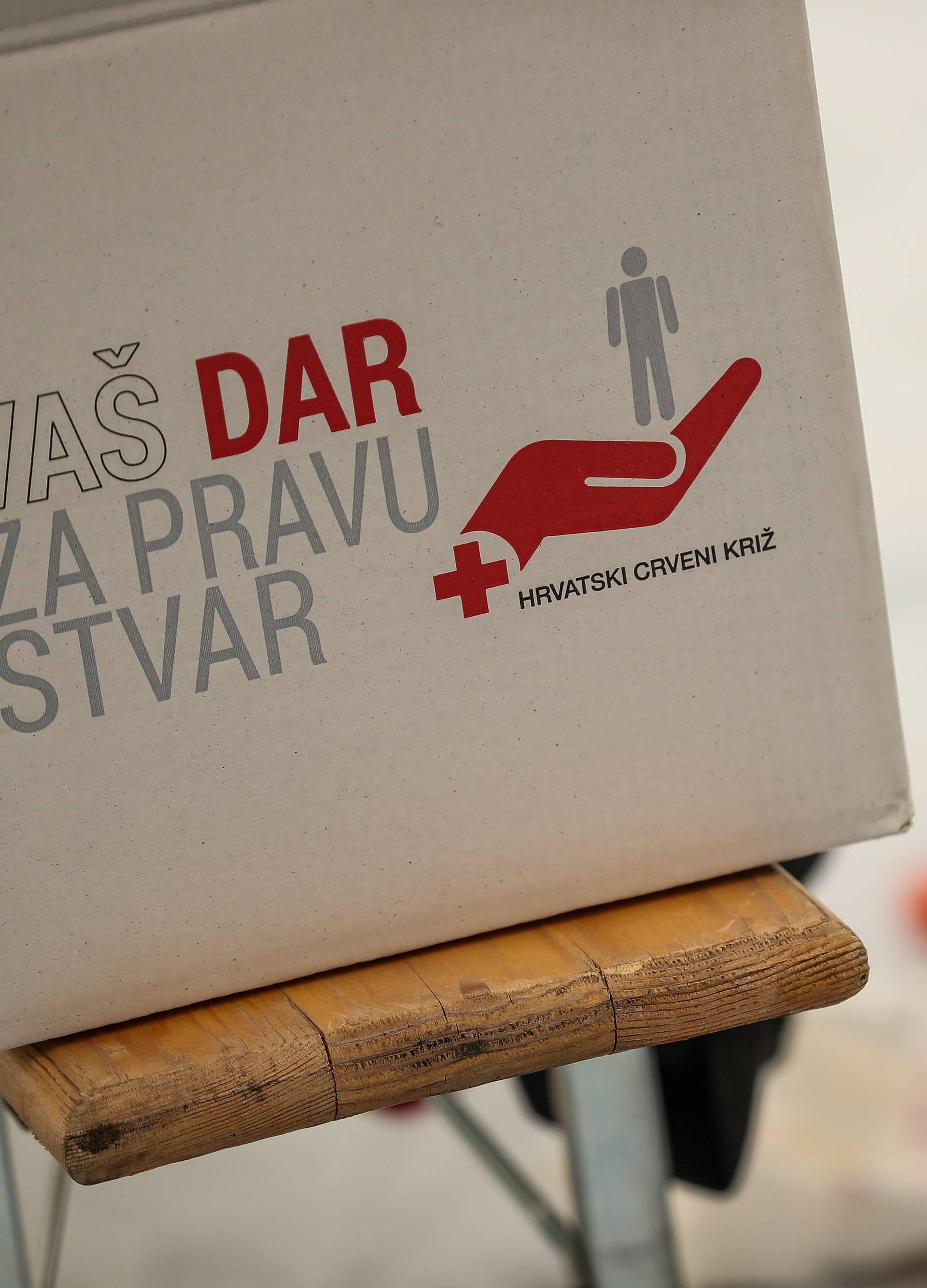 Zagreb: Natjecanje ekipa prve pomoći Hrvatskog Crvenog Križa