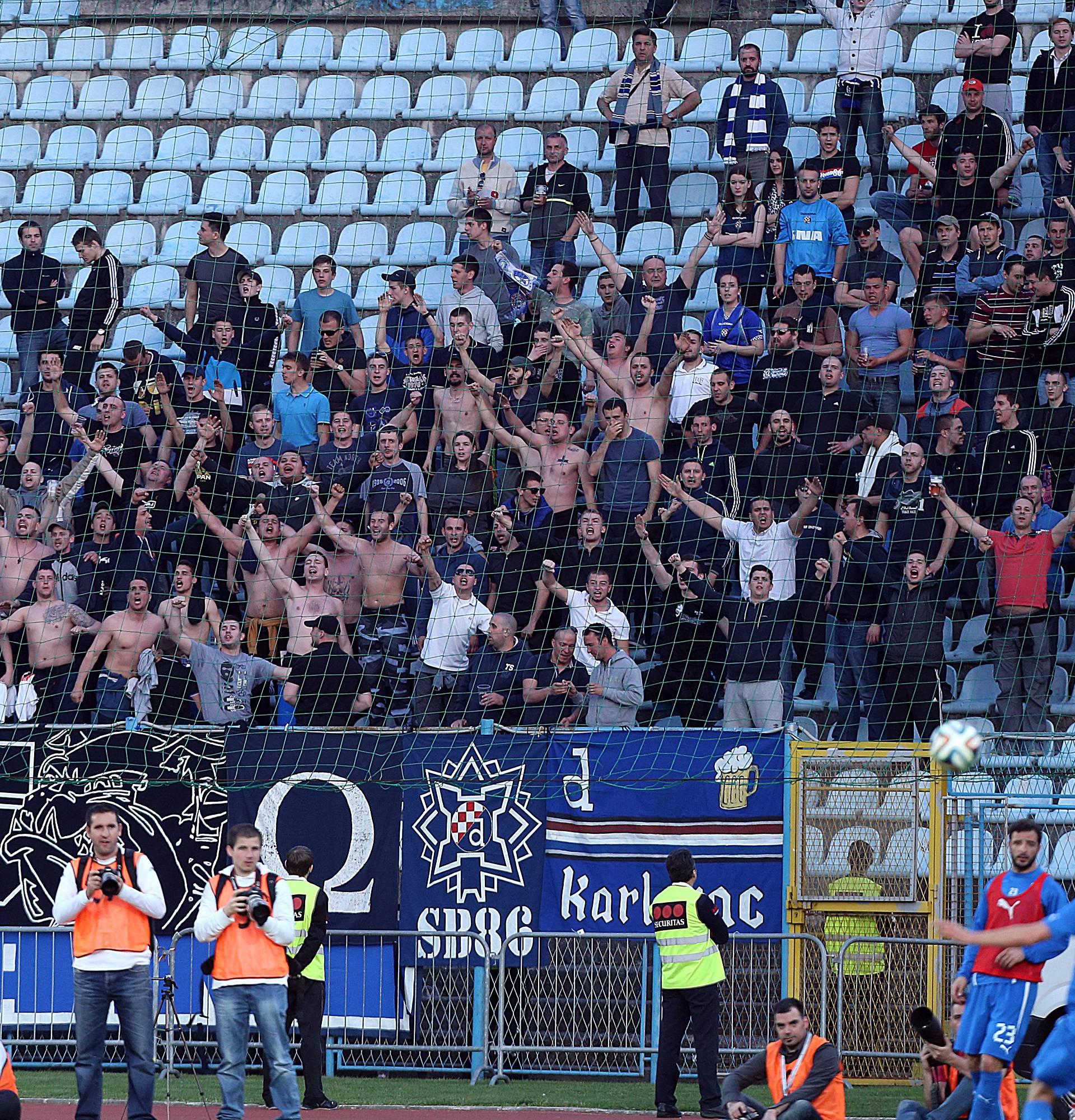Dinamo igra na Kantridi prvi put nakon četiri i pol godine...