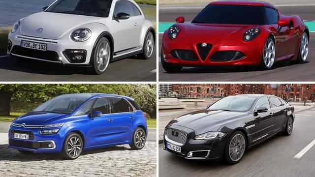 Poznati i popularni automobili od kojih se zauvijek opraštamo