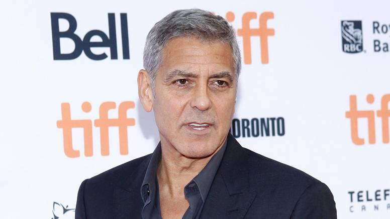 George Clooney: 'Ne želim ići u politiku, želim imati lijep život'