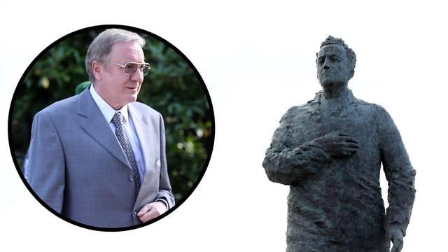 Tuđmanov sin: Što to rade, ti spomenici ne sliče na mog oca