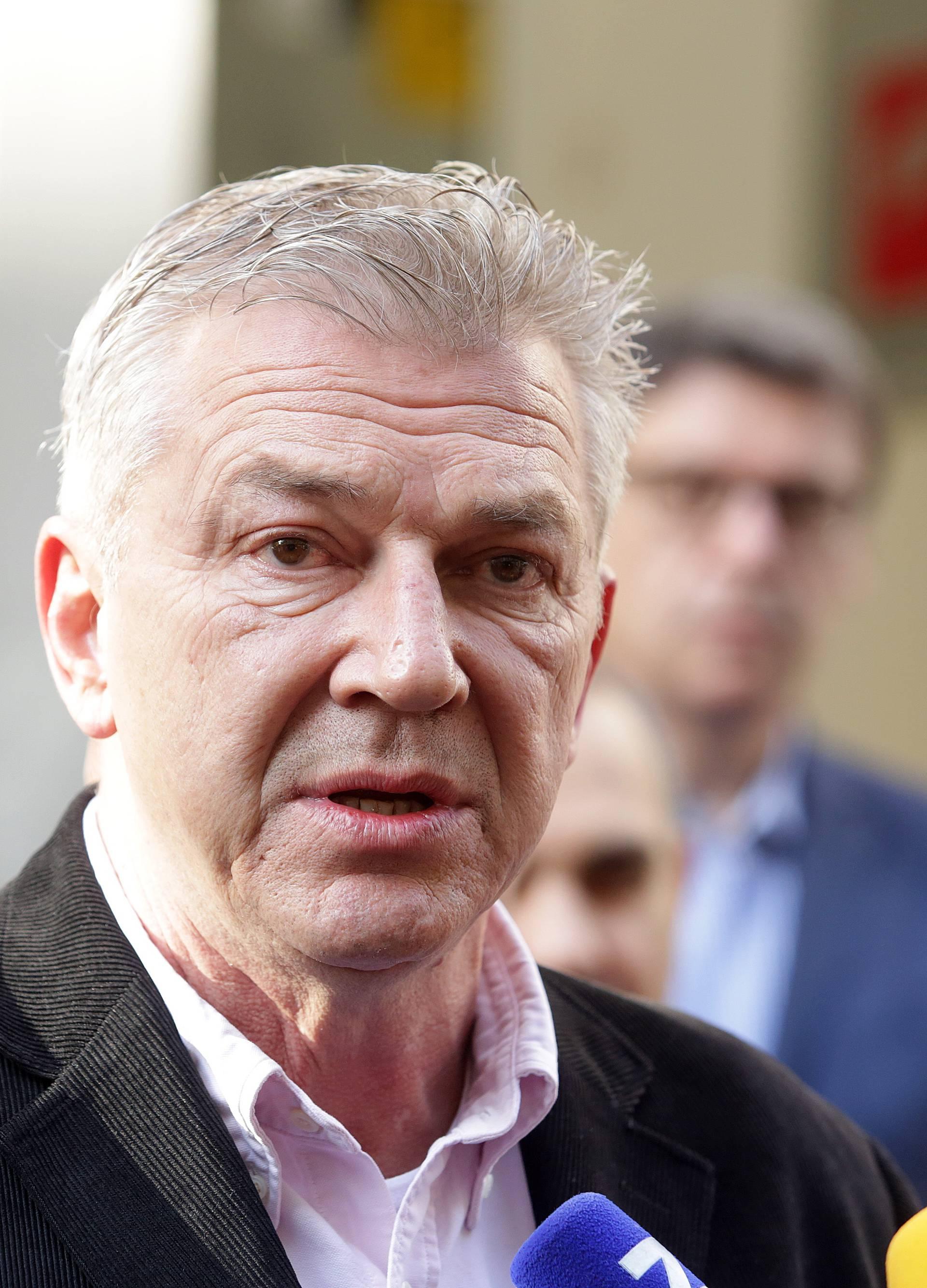 Ranko Ostojić proveo pet dana u bolnici: Operirali su mu kilu