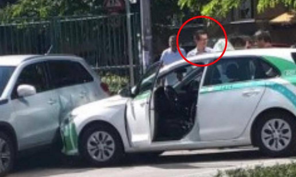 Bujanec došao po Bunjca nakon sudara: 'Prijatelji smo iz škole'