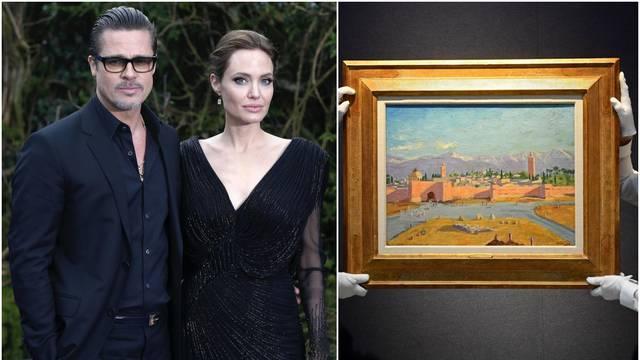Brad joj kupio poklon, a Jolie ga prodala za oko 72 milijuna kuna
