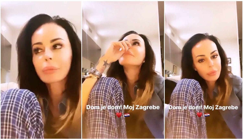 Nina Morić jeca zbog potresa u Zagrebu: 'Fali mi moj trg, kave'