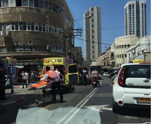 Autom 'pokosio' pješake u Tel Avivu, petero ljudi ozlijeđeno