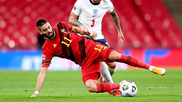 England v Belgium - UEFA Nations League - Group 2 - League A - Wembley Stadium