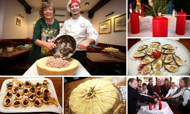Gastroadvent u Splitu: Naučite napraviti kiflice, umake, desert