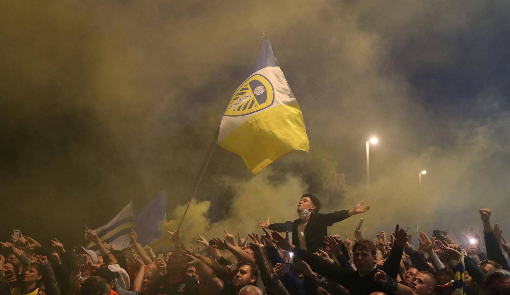 Kakav covid: Nitko nije mogao zaustaviti engleske navijače