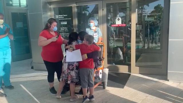 Samohrana mama pobijedila je koronu: 'Napokon vidim djecu'