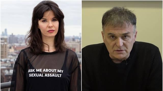 Odbacili su kaznenu prijavu glumice Štajnfeld protiv Lečića za silovanje, on se oglasio...
