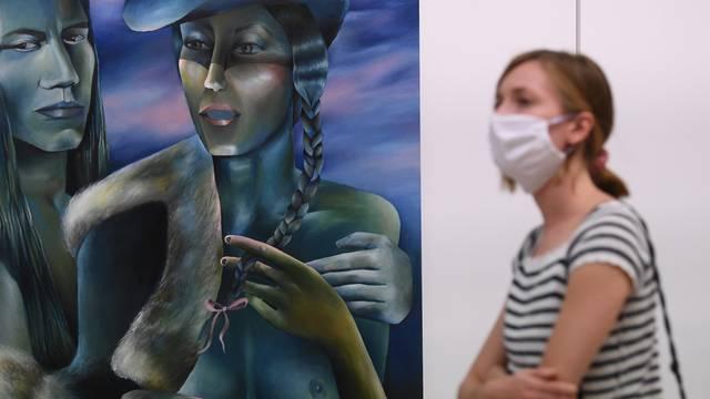 Sajam umjetnina Art Zagreb oduševljava svojim radovima