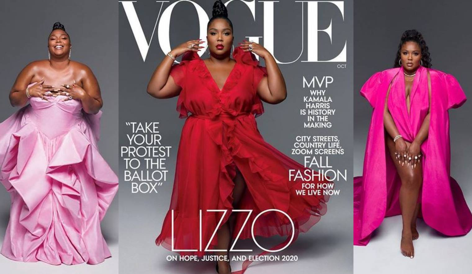 Ja sam prva velika crna žena na naslovnici američkog Voguea