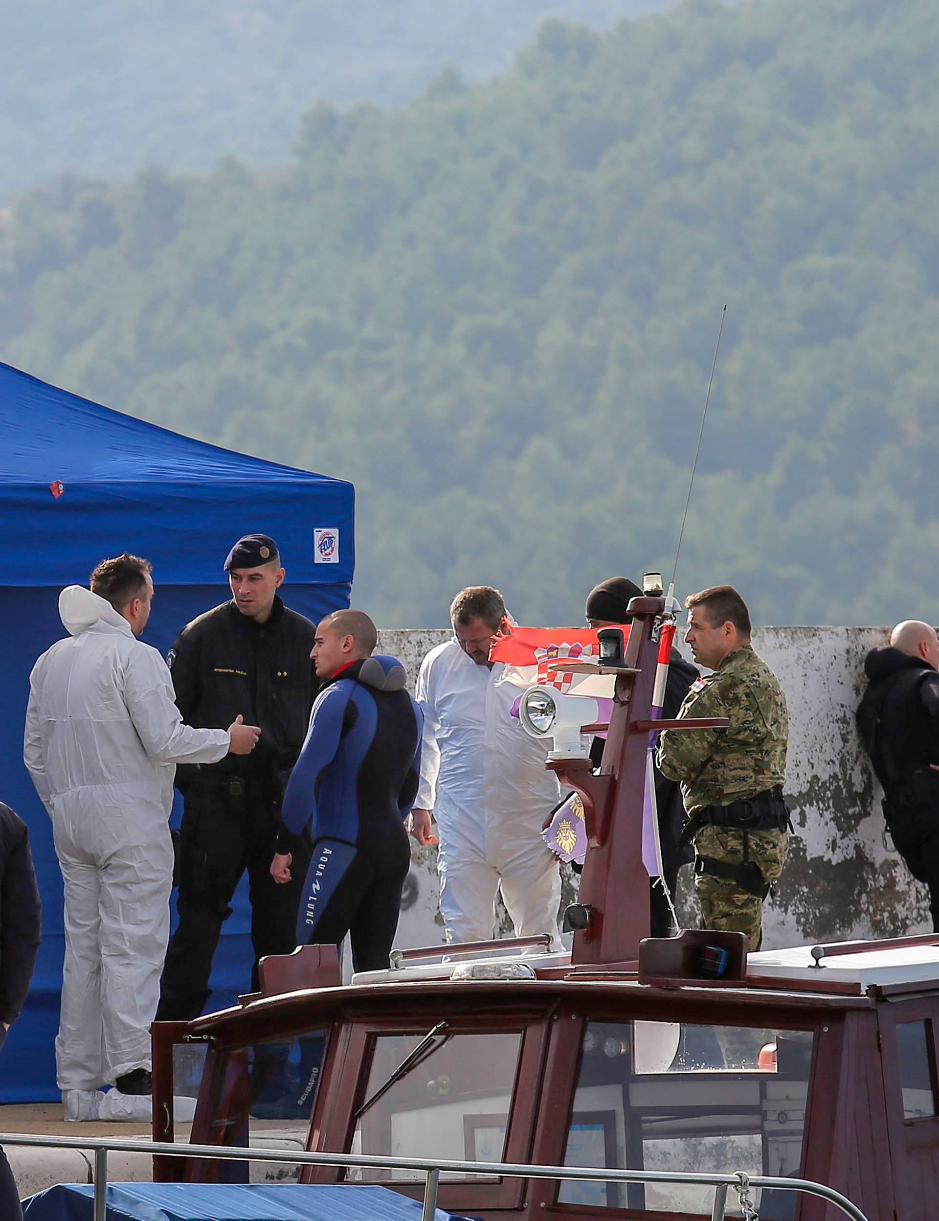 'Sve materijalne dokaze o padu helikoptera su  pronašli u moru'