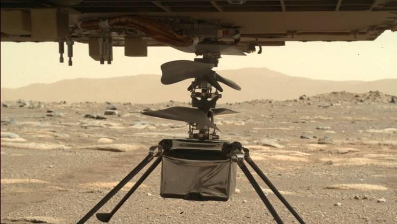 Perseverance se priprema za prikuljanje uzoraka s Marsa