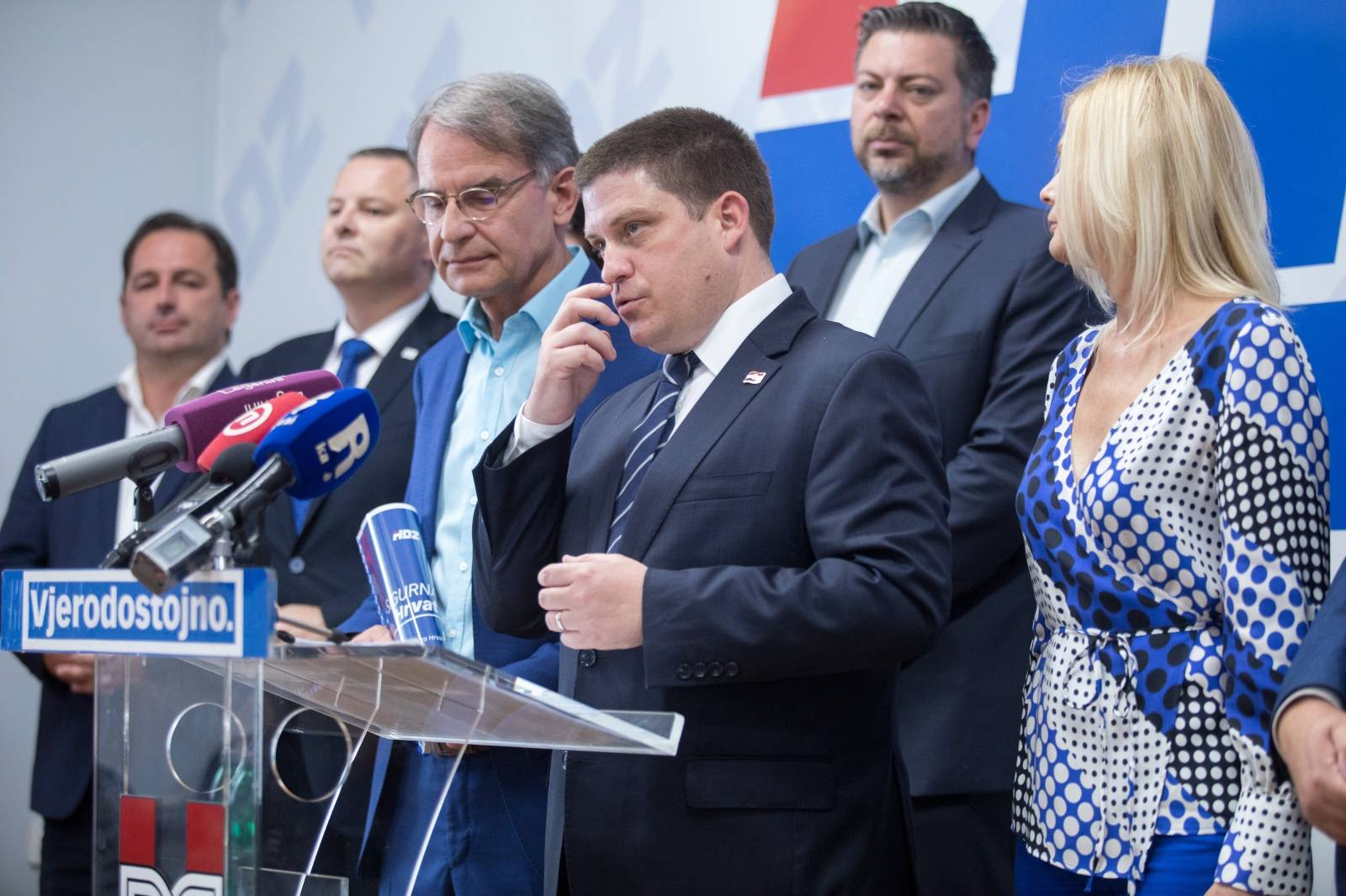 Rijeka: HDZ predstavio kandidate u VIII. izbornoj jedinici