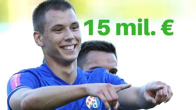 Filip Benković je treći najveći Dinamov transfer u povijesti...