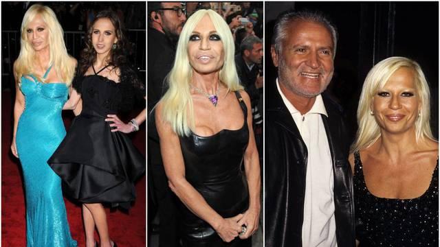 Donatella mrzi starenje, ovisna je o operacijama: Nisam rođena ljepotica. Prirodno je za povrće