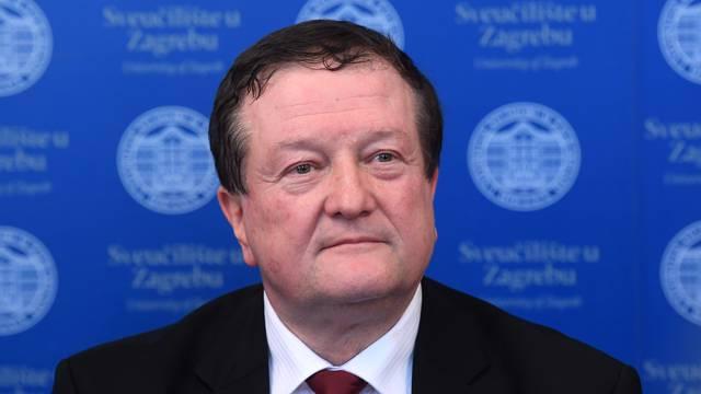 Sveučilišni savjet će danas tražiti raspravu o smjeni rektora Sveučilišta u Zagrebu - Borasa?