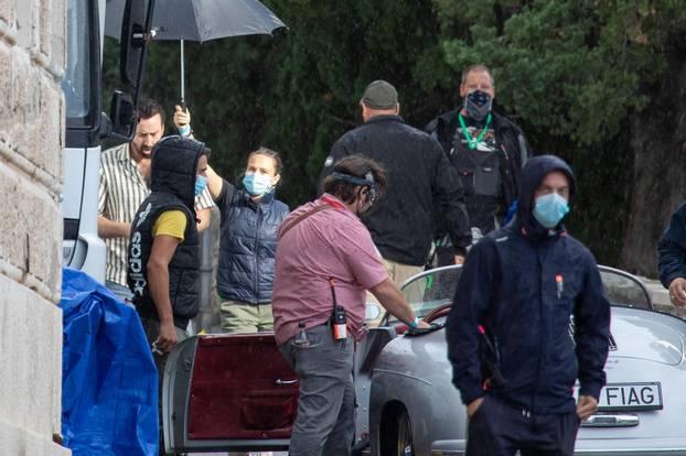 Na ulicama Dubrovnika snima se film s Nicolasom Cageom i Pedrom Pascalom u glavnim ulogama
