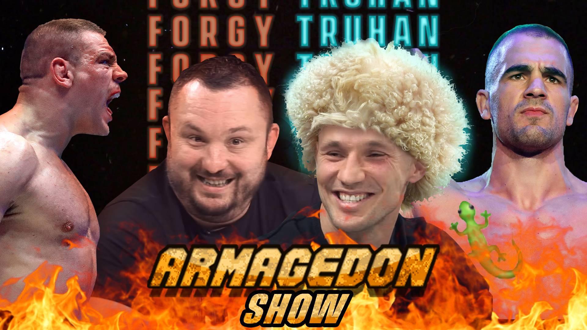 FNC Podcast: Stiže veliko finale Armagedona, Forgy i Truhan analizirali Khabib vs. Gaethje!