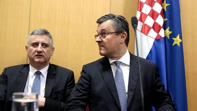 HDZ je u šest točaka objasnio zašto traži opoziv Oreškovića