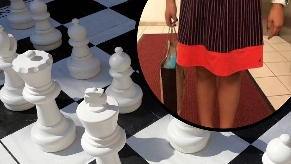 Djevojčicu izbacili s turnira u šahu zbog 'izazovne haljine'
