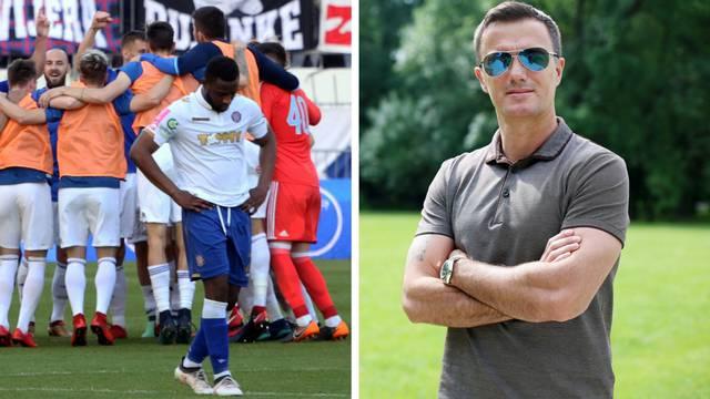 Jeličić: Nevjerojatno mi je da Hajduk sam sebe destabilizira