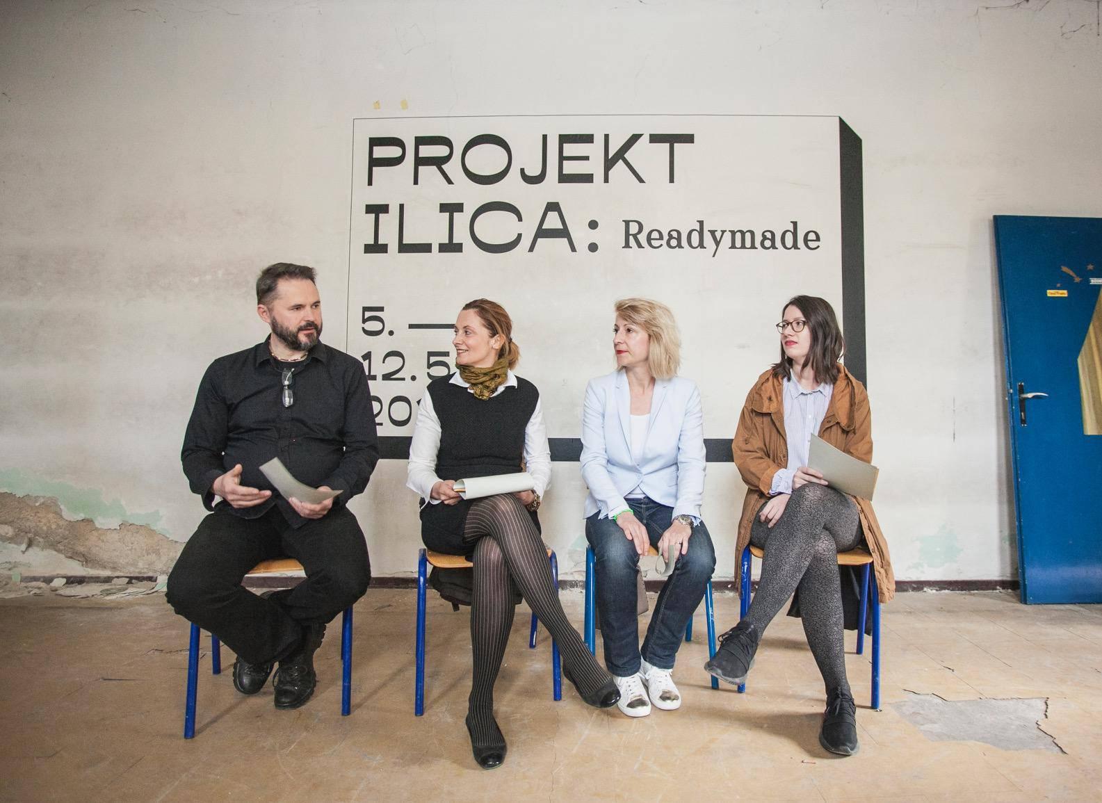 Projekt Ilica: 05.05. počinje festival Readymade Ilica