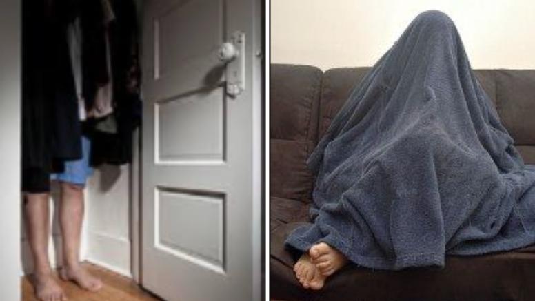 Pravi kriminalac: Od policije se sakrio u ormar i pokrio dekom, ali su mu ostala viriti stopala