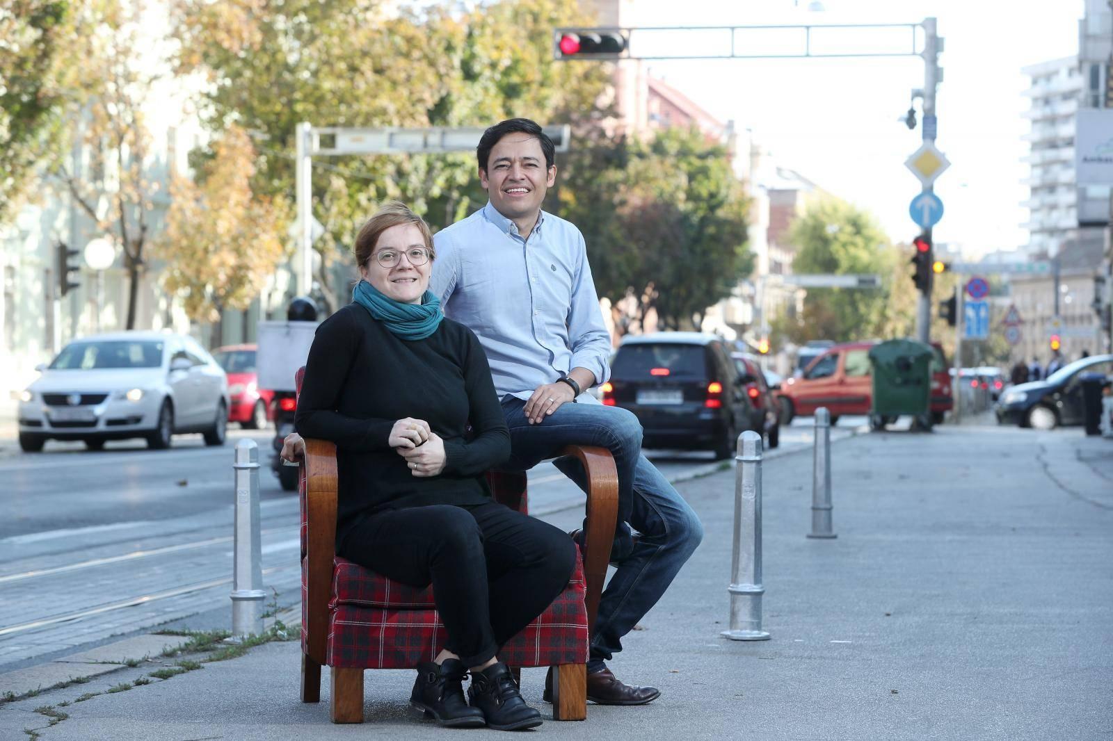 Spojili su ljubav i posao: Bolje nam je u Zagrebu no u Meksiku