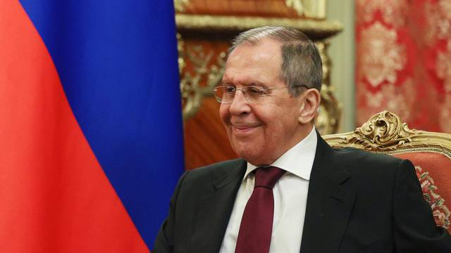 Foreign ministers of Russia and Venezuela meet in Moscow