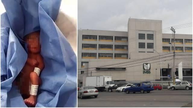 Šokantna greška bolnice: Beba preživjela 6 sati u mrtvačnici!