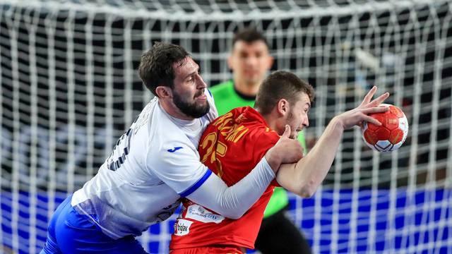 Kairo: Svjetsko prvenstvo u rukometu, Sjeverna Makedonija - Rusija