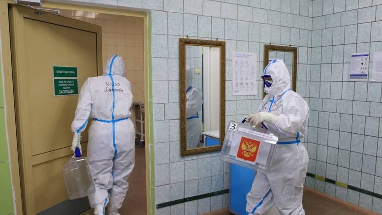 U Rusiji rekordan broj umrlih od koronavirusa: Ne razmišljaju o lockdownu i strožim mjerama