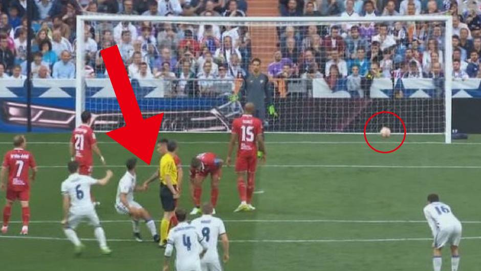 Realov gol Sevilli čist, ali nema baš previše veze s fair playom