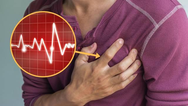 Smrt od srčanih bolesti u porastu u pandemiji: Ljudi se boje ići u bolnice zbog zaraze