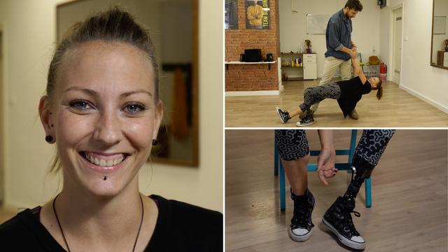 Maja (35) inspiracija je baš svima, a bez potkoljenice pleše, pliva i trči: Proteza je dio mene!