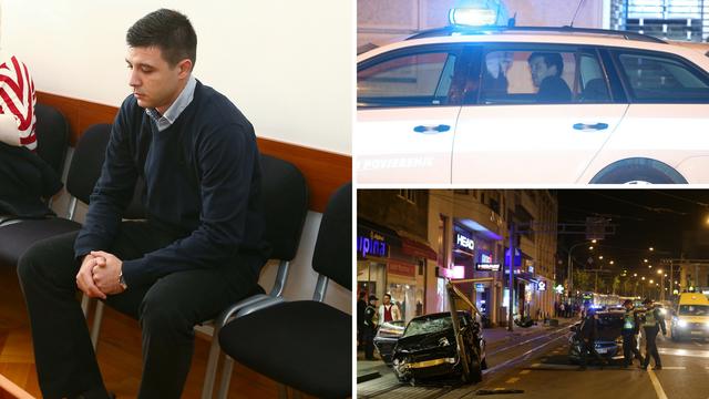 Pijan pokosio ljude na Kvatriću: Kovačeviću 4,5 godine zatvora