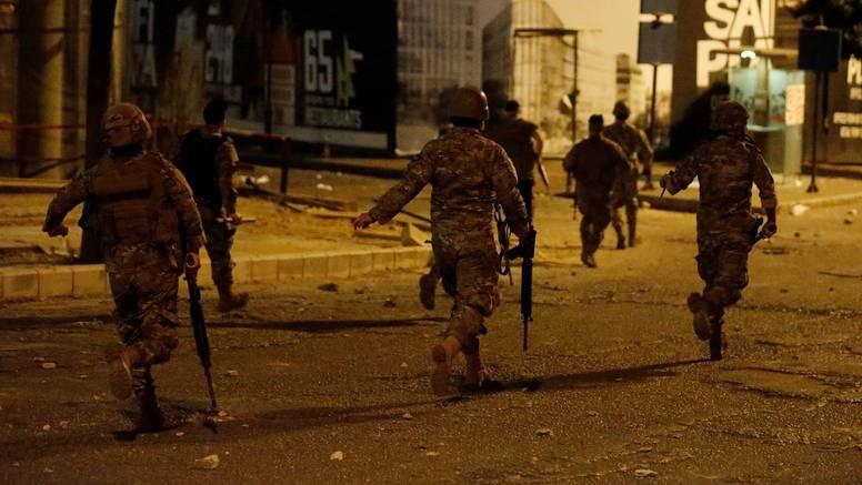 Pristaše Hezbolaha i pokreta Amal sukobili se u Bejrutu