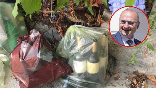 Susjed: 'Ministrov sin mi krišom ostavlja smeće pod prozorom!' Ministrov sin: 'On je maliciozan'