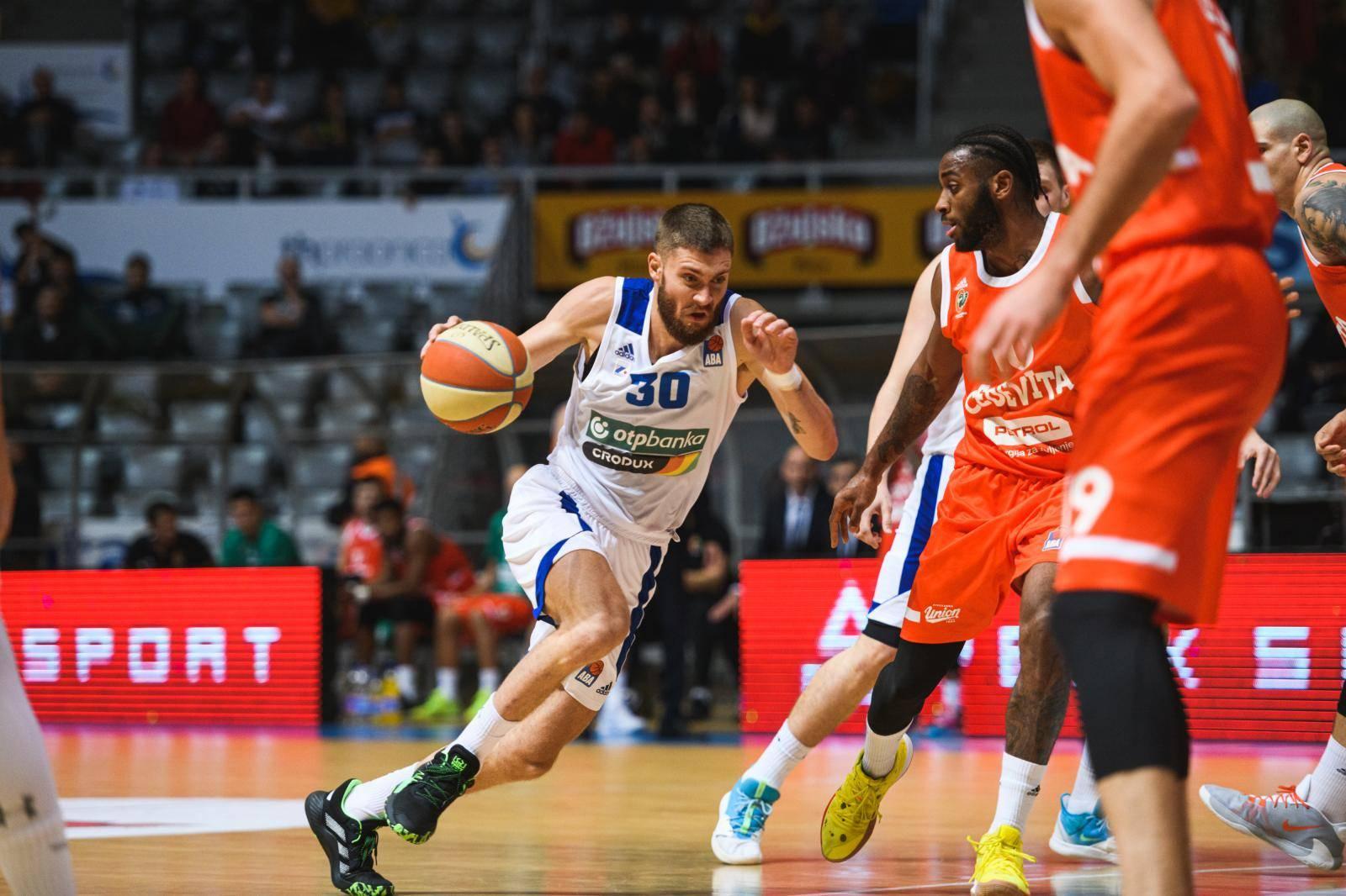 Zadar: 8. kolo ABA lige, KK Zadar - KK Cedevita Olimpija