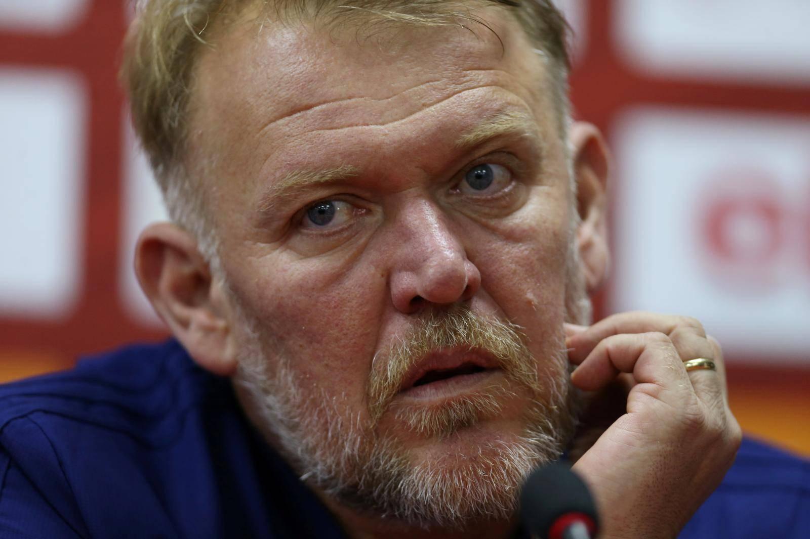 FILE PHOTO: Euro 2020 Qualifier - Bosnia and Herzegovina Press Conference