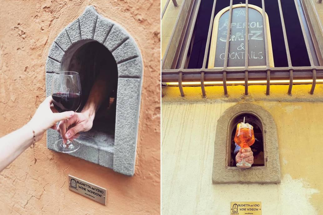 Zbog korone vratili 'vinske prozore' iz doba bubonske kuge