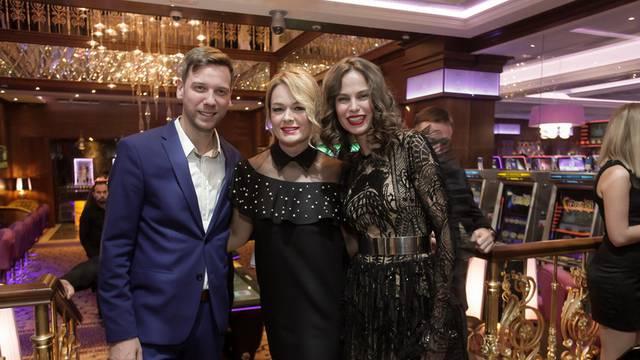 Provod: Minea i Mia Begović okušale se u igrama na sreću
